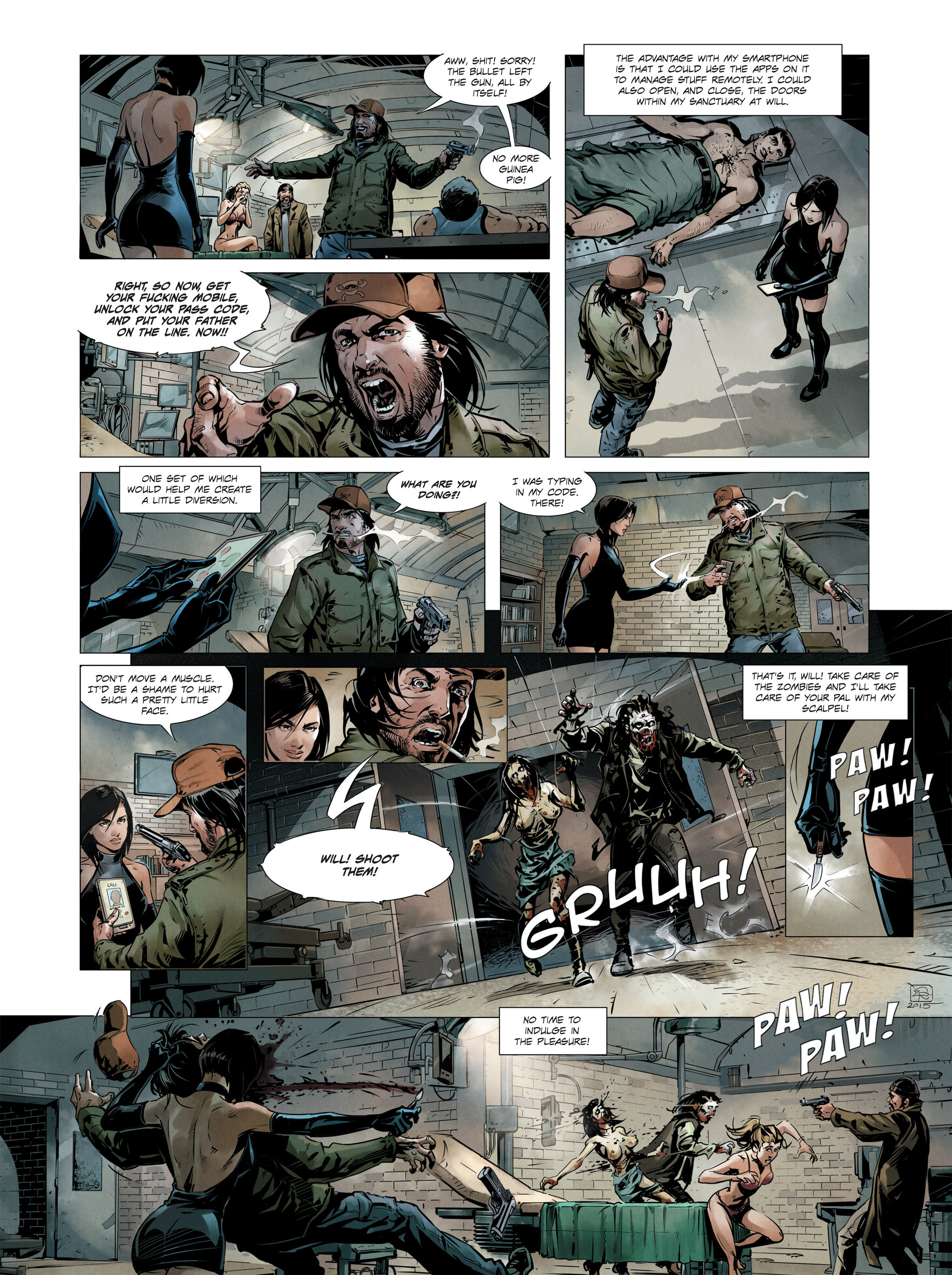 Read online Alice Matheson comic -  Issue #3 - 40