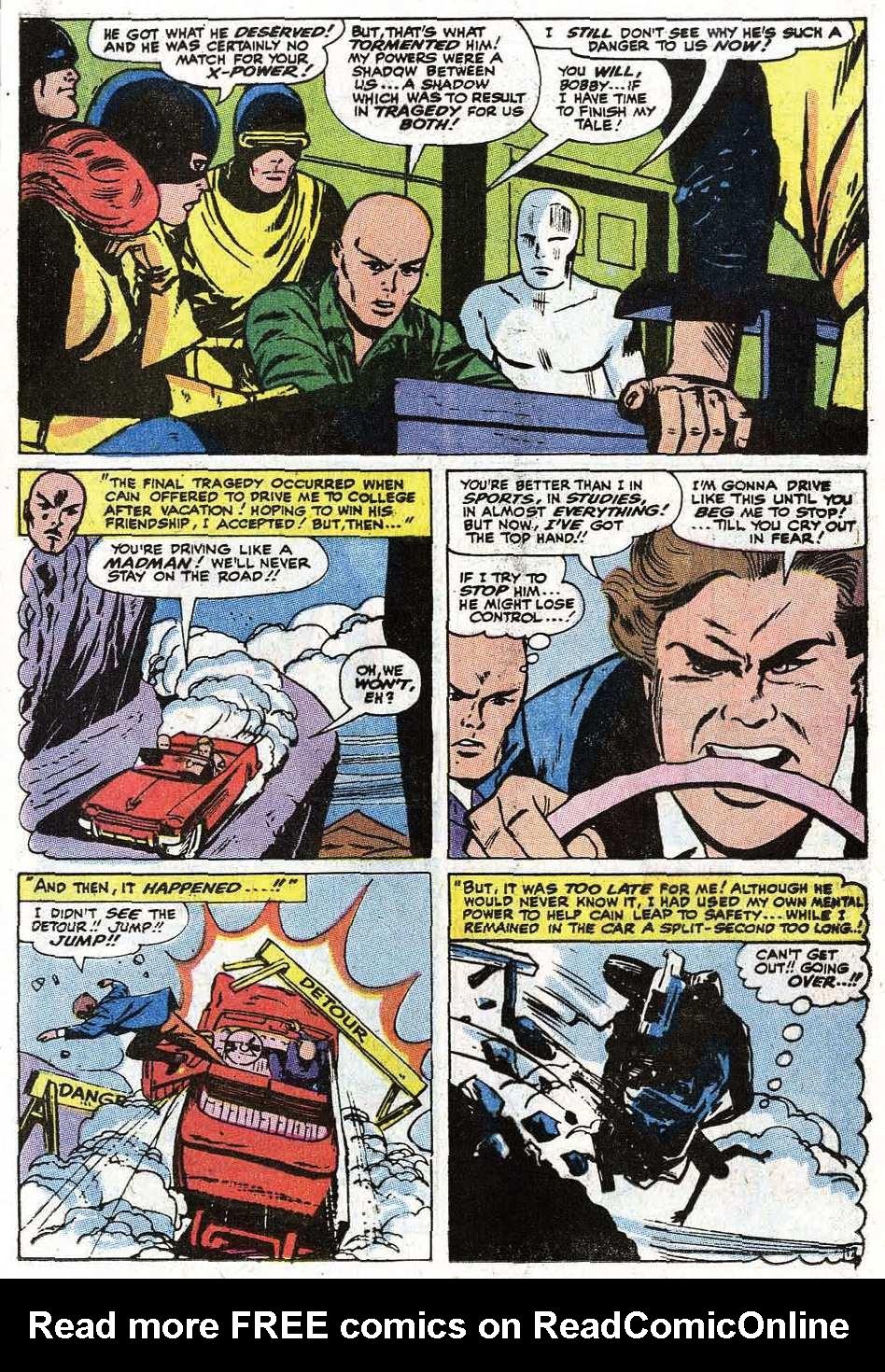 Read online Uncanny X-Men (1963) comic -  Issue #67 - 15