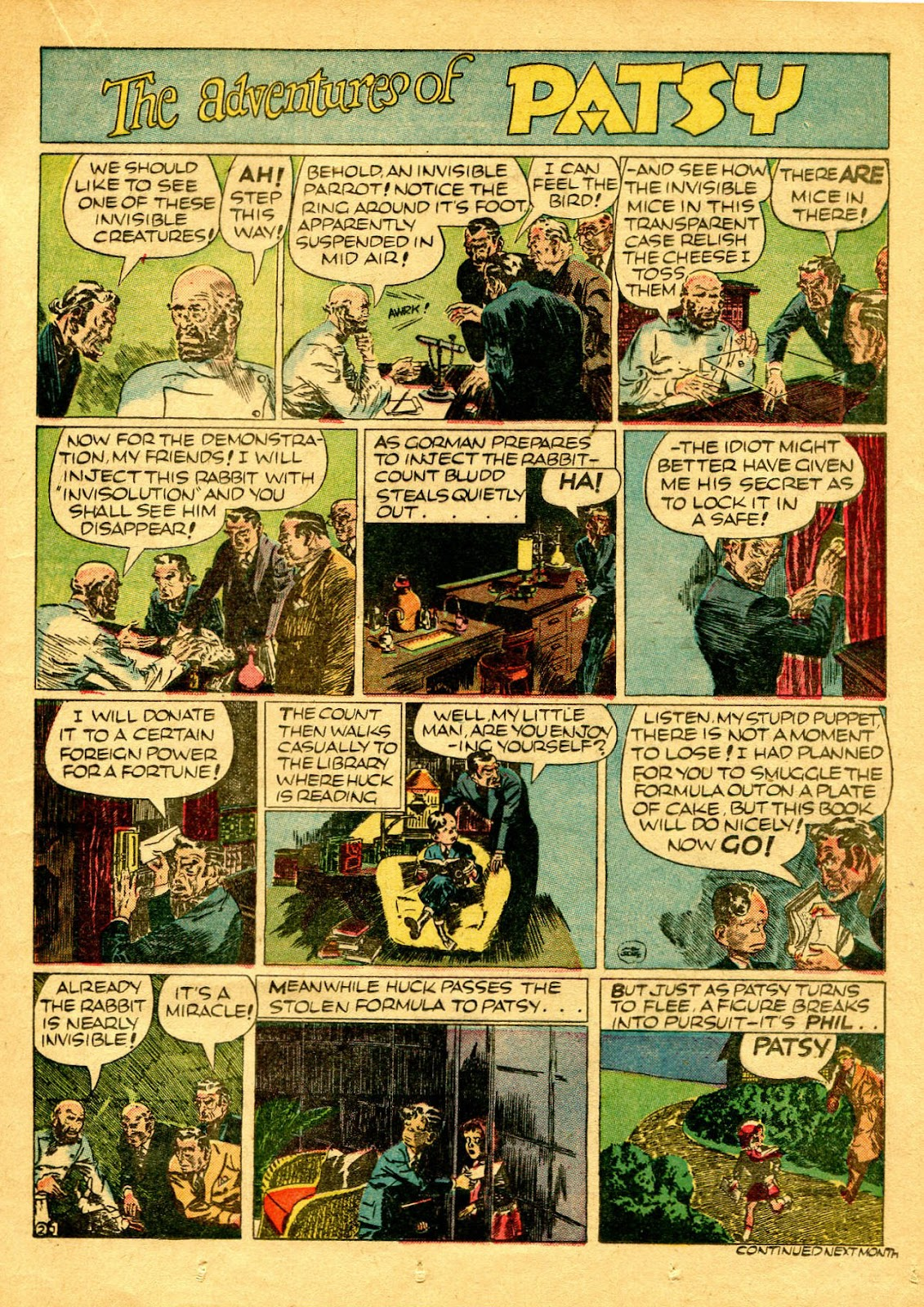 Read online Famous Funnies comic -  Issue #62 - 32