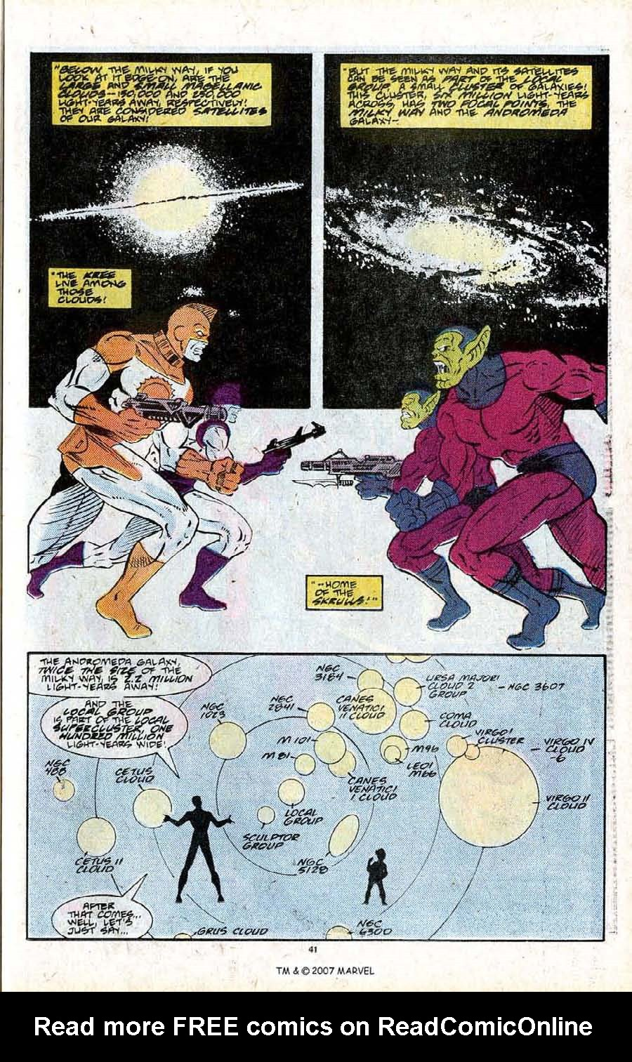 Read online Silver Surfer (1987) comic -  Issue # _Annual 2 - 43
