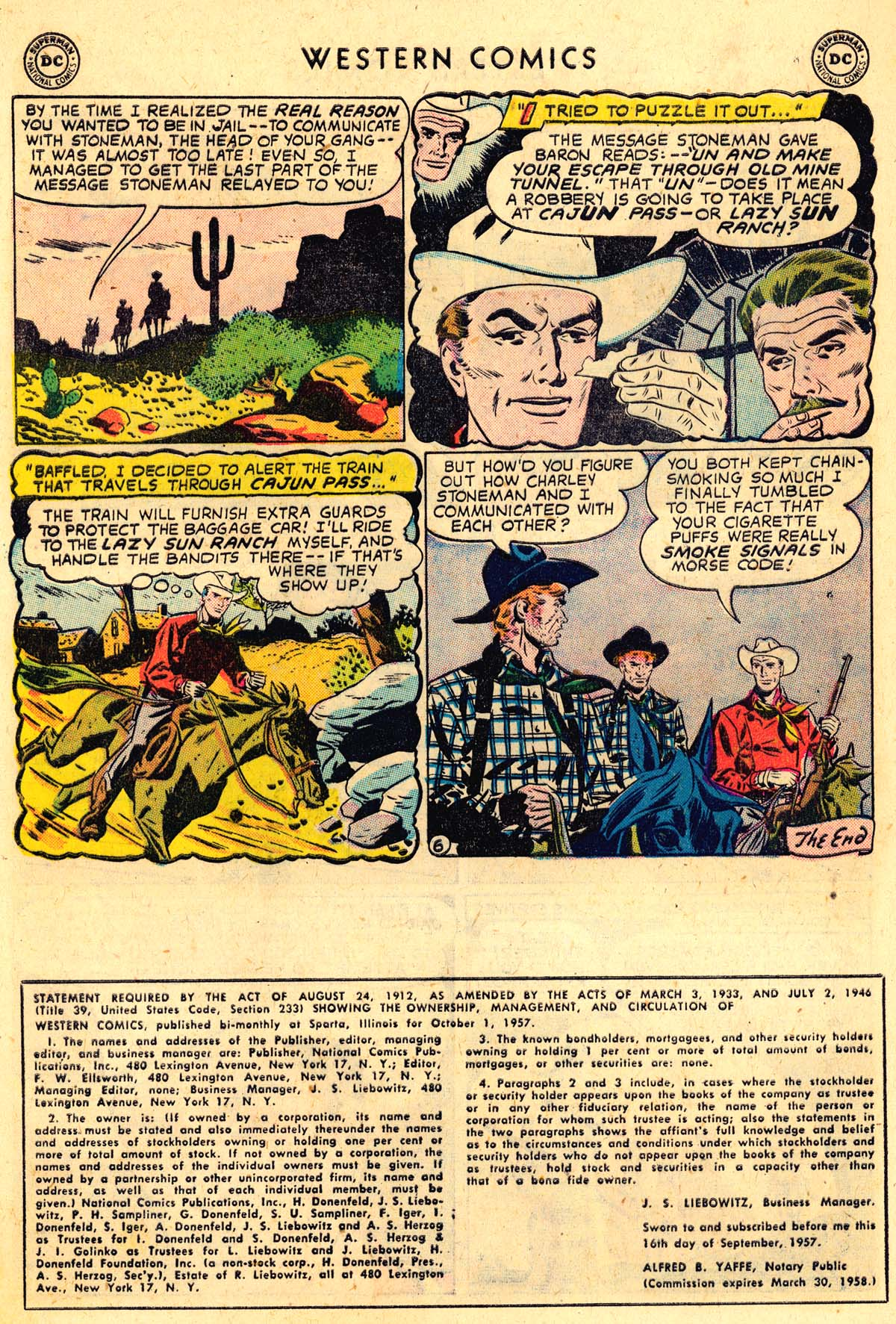 Western Comics issue 68 - Page 32