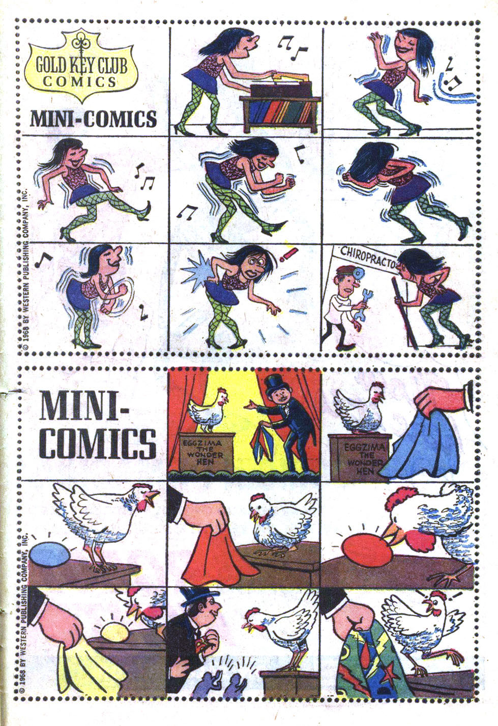 Read online Uncle Scrooge (1953) comic -  Issue #74 - 33