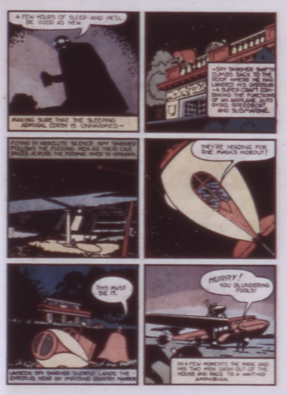 Read online WHIZ Comics comic -  Issue #1 - 37