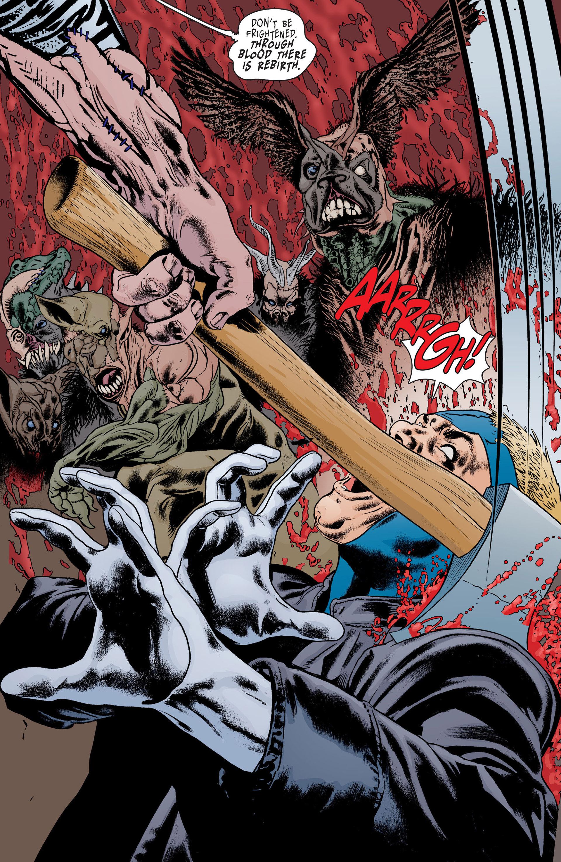 Read online Animal Man (2011) comic -  Issue #22 - 7