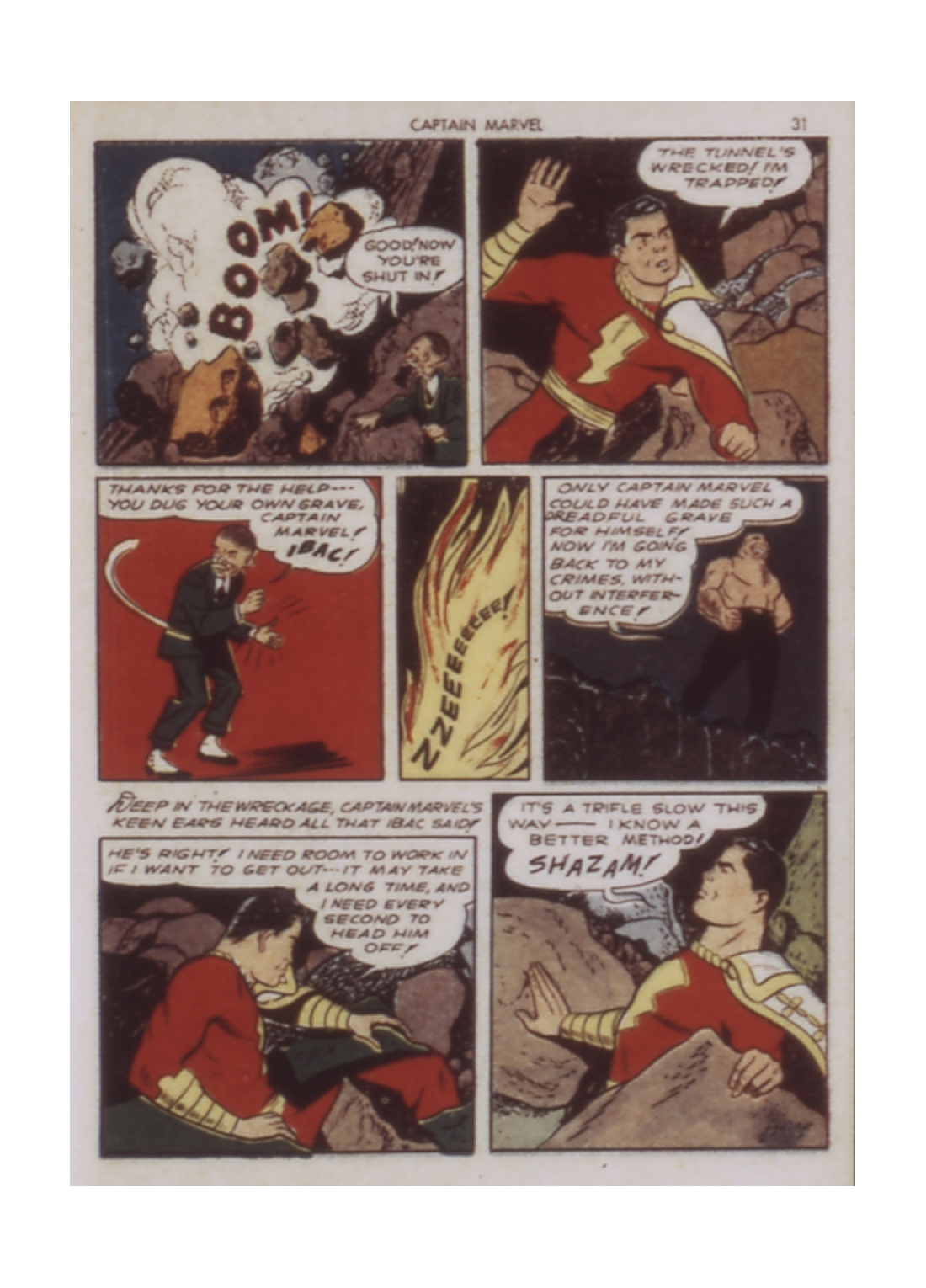 Captain Marvel Adventures issue 9 - Page 31