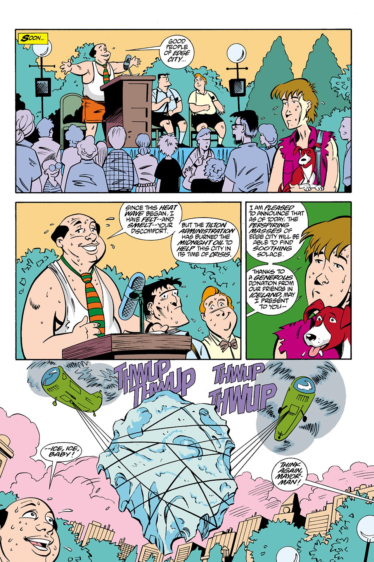 Read online Adventures Of The Mask Omnibus comic -  Issue #Adventures Of The Mask Omnibus Full - 239