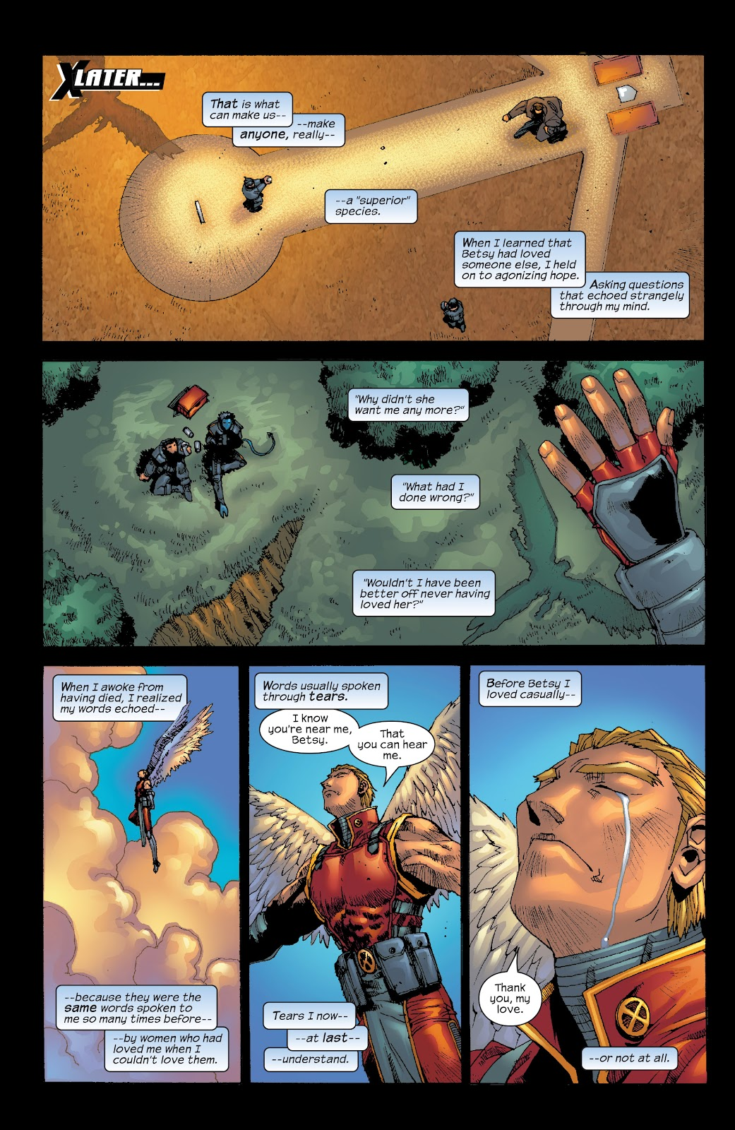 Read online X-Men: Unstoppable comic -  Issue # TPB (Part 3) - 84