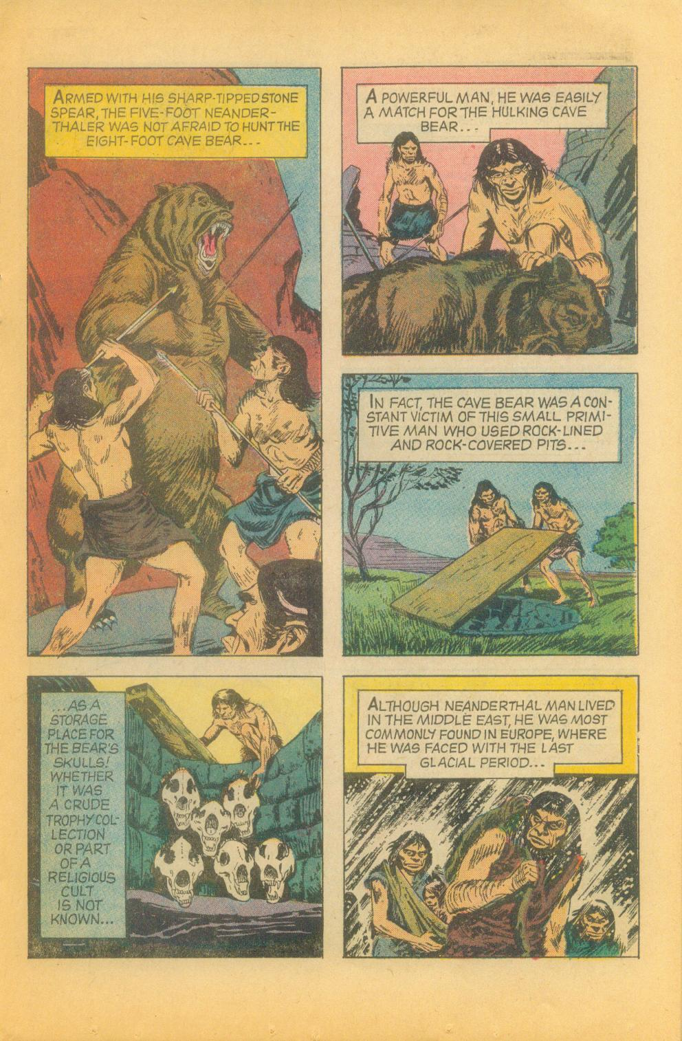 Read online Turok, Son of Stone comic -  Issue #82 - 15