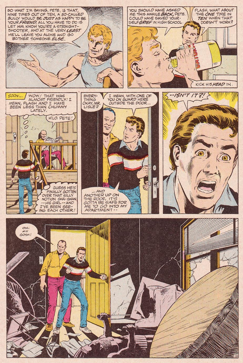 Web of Spider-Man (1985) Issue #11 #21 - English 21