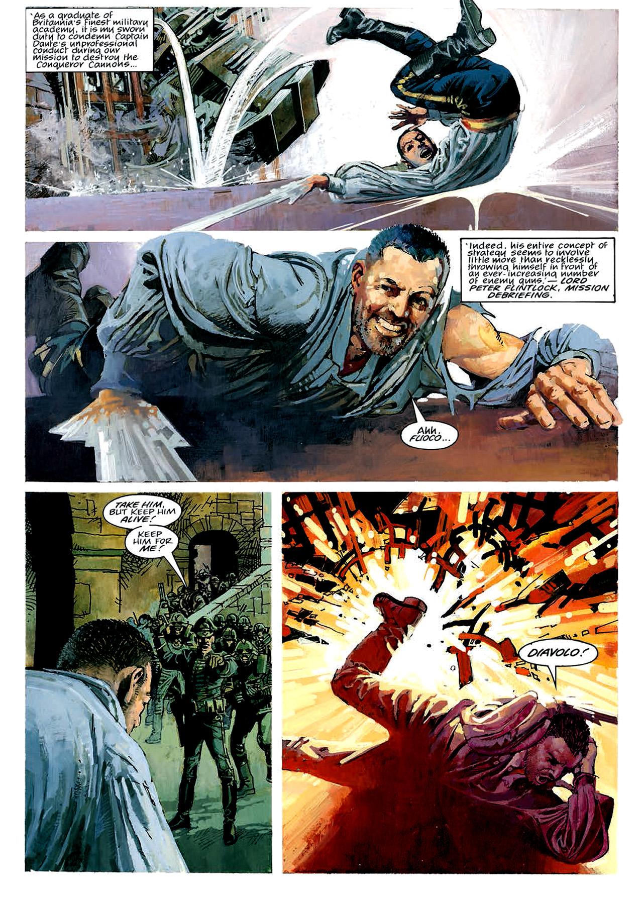 Read online Nikolai Dante comic -  Issue # TPB 4 - 41