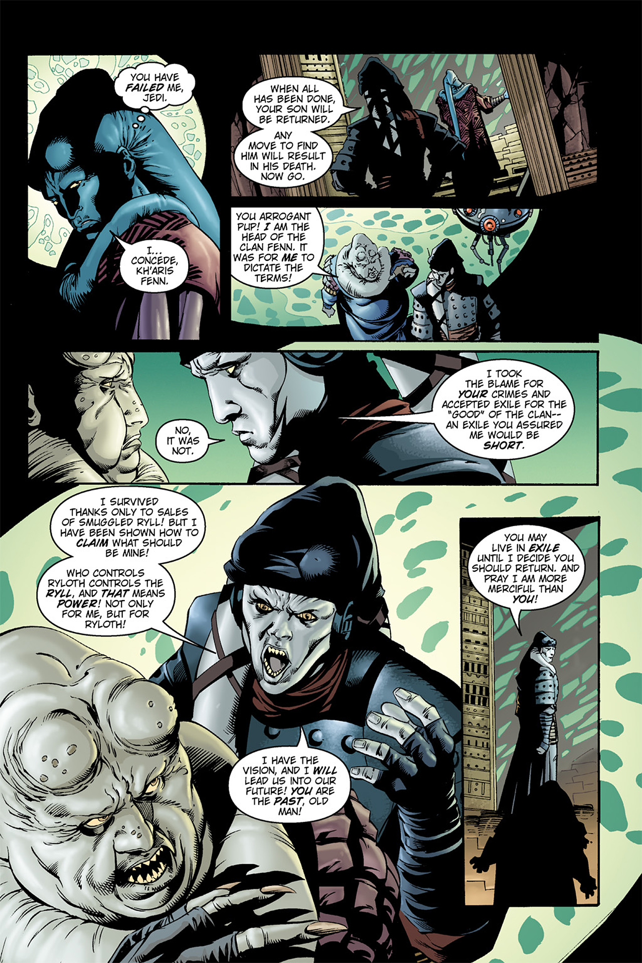 Read online Star Wars Omnibus comic -  Issue # Vol. 15.5 - 183