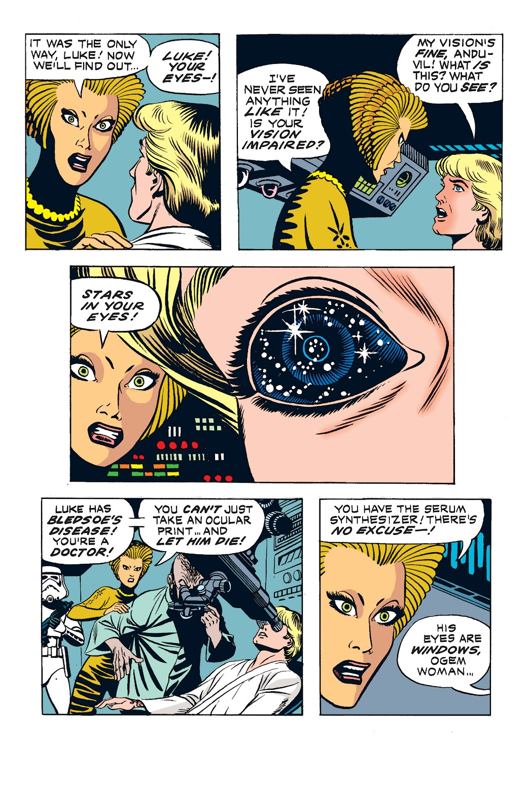 Read online Star Wars Legends: The Newspaper Strips - Epic Collection comic -  Issue # TPB (Part 2) - 40