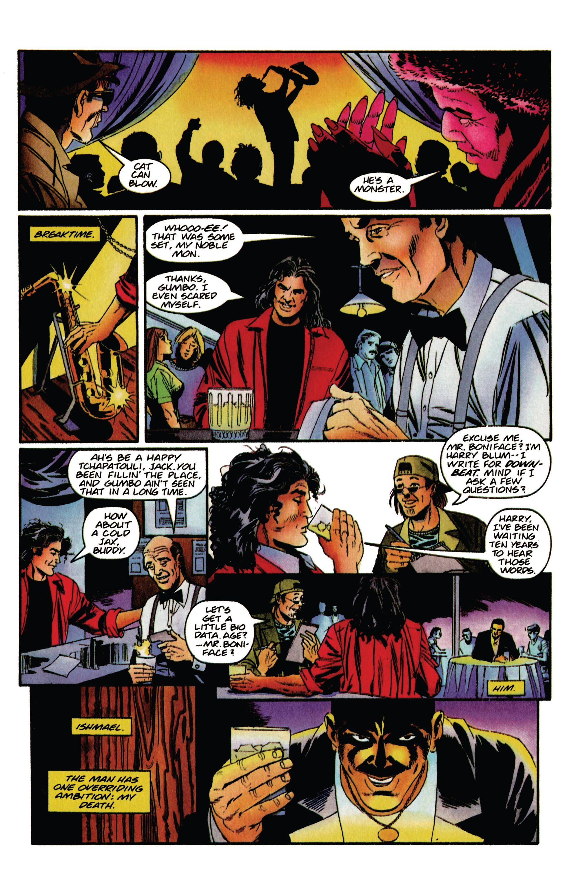 Read online Shadowman (1992) comic -  Issue #35 - 10