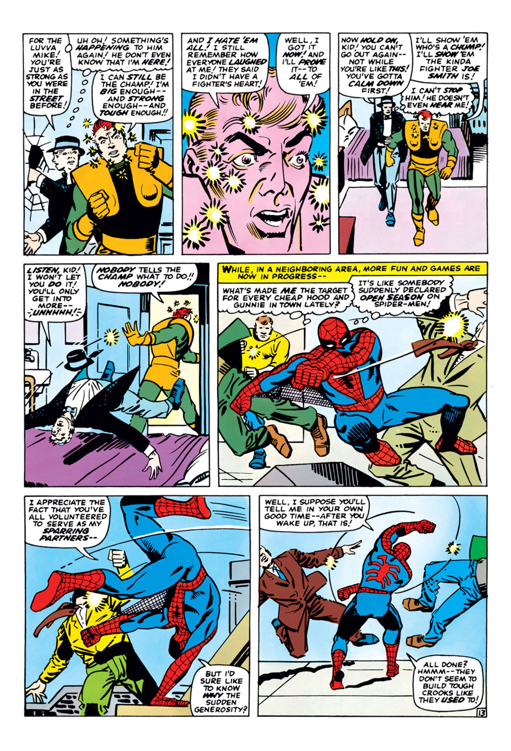 The Amazing Spider-Man (1963) 38 Page 13