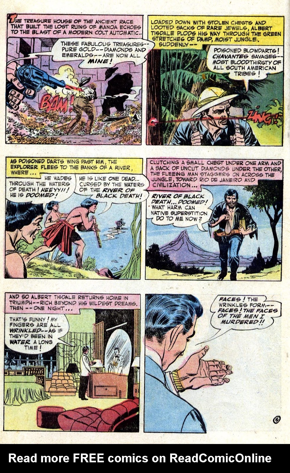 The Witching Hour (1969) issue 17 - Page 14