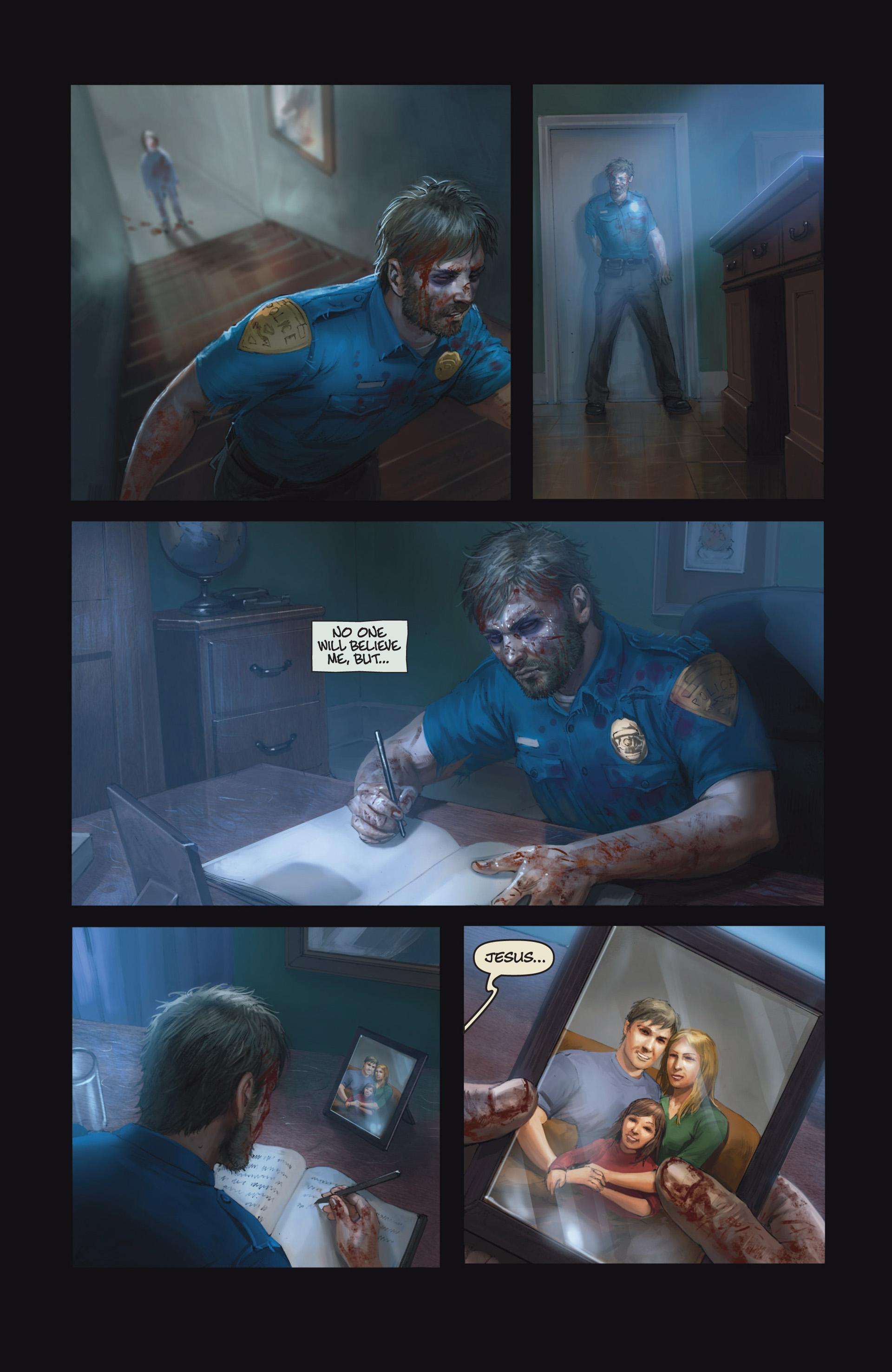 Read online Abattoir comic -  Issue #6 - 18