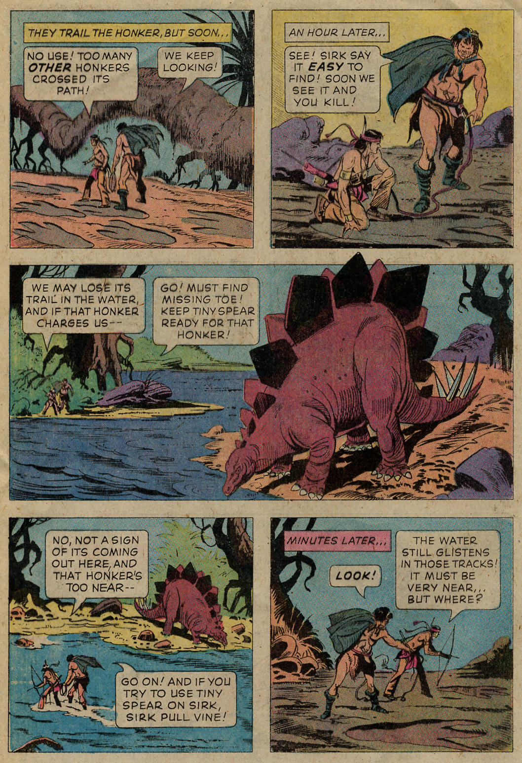 Read online Turok, Son of Stone comic -  Issue #102 - 12