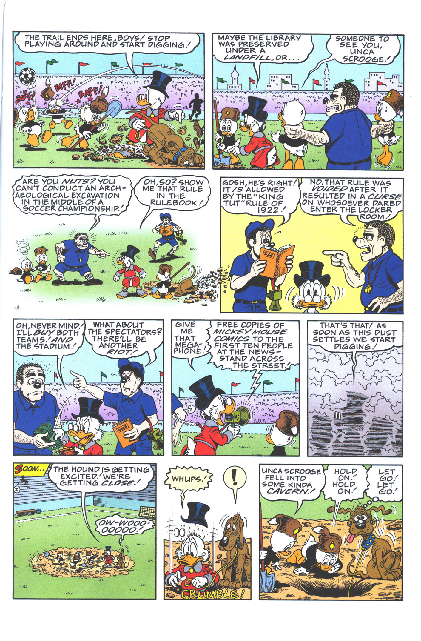 Read online Uncle Scrooge (1953) comic -  Issue #383 - 11