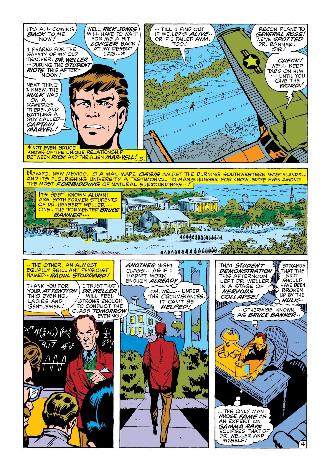 Read online Marvel Masterworks: The Incredible Hulk comic -  Issue # TPB 6 (Part 2) - 78