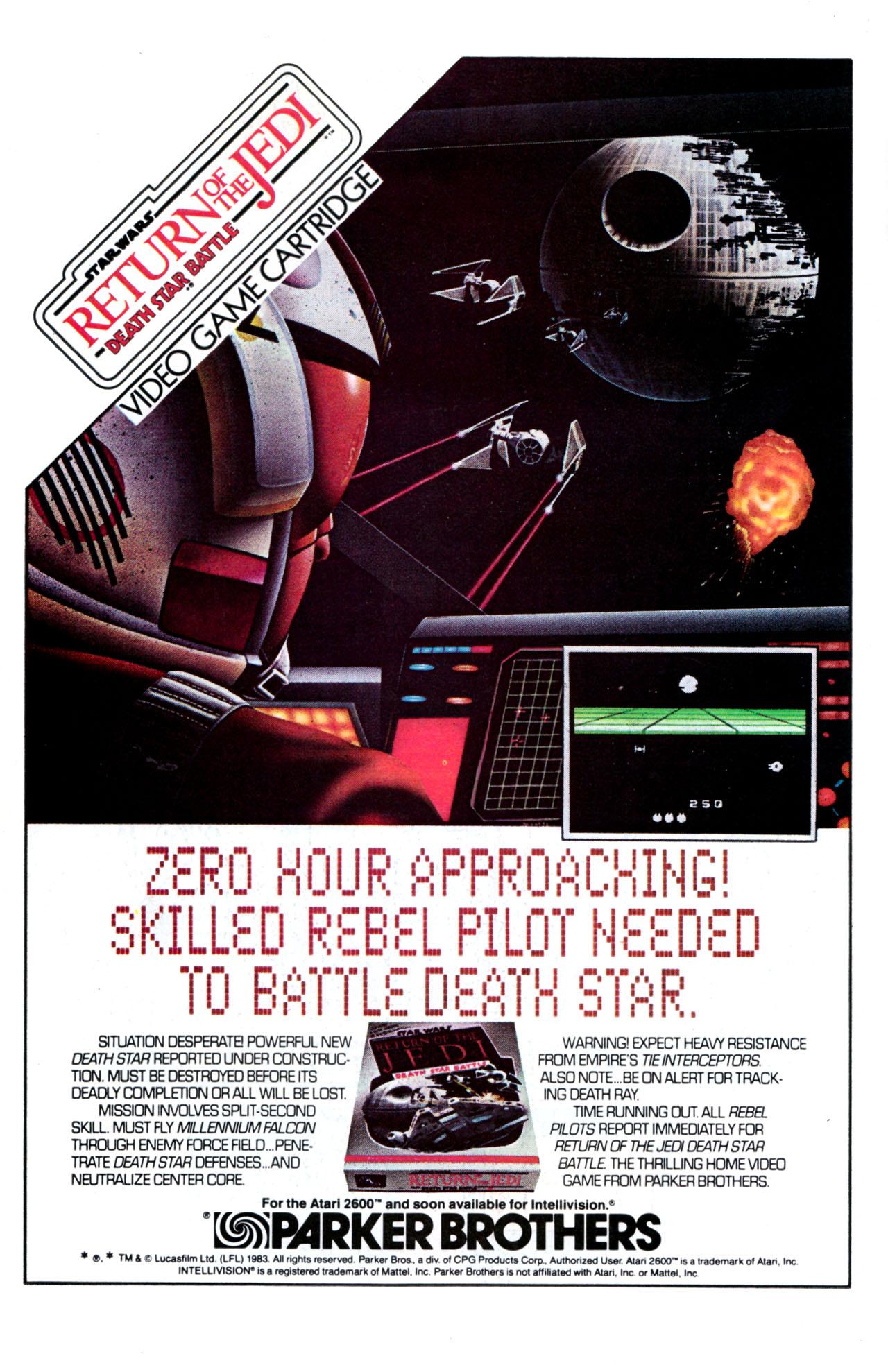 Read online Star Wars: Return of the Jedi comic -  Issue #2 - 35