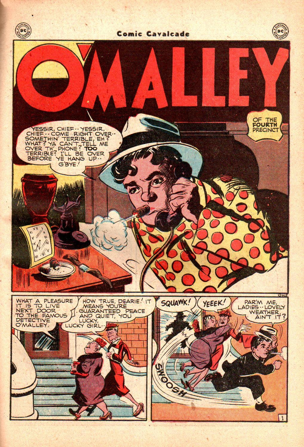 Comic Cavalcade issue 21 - Page 51