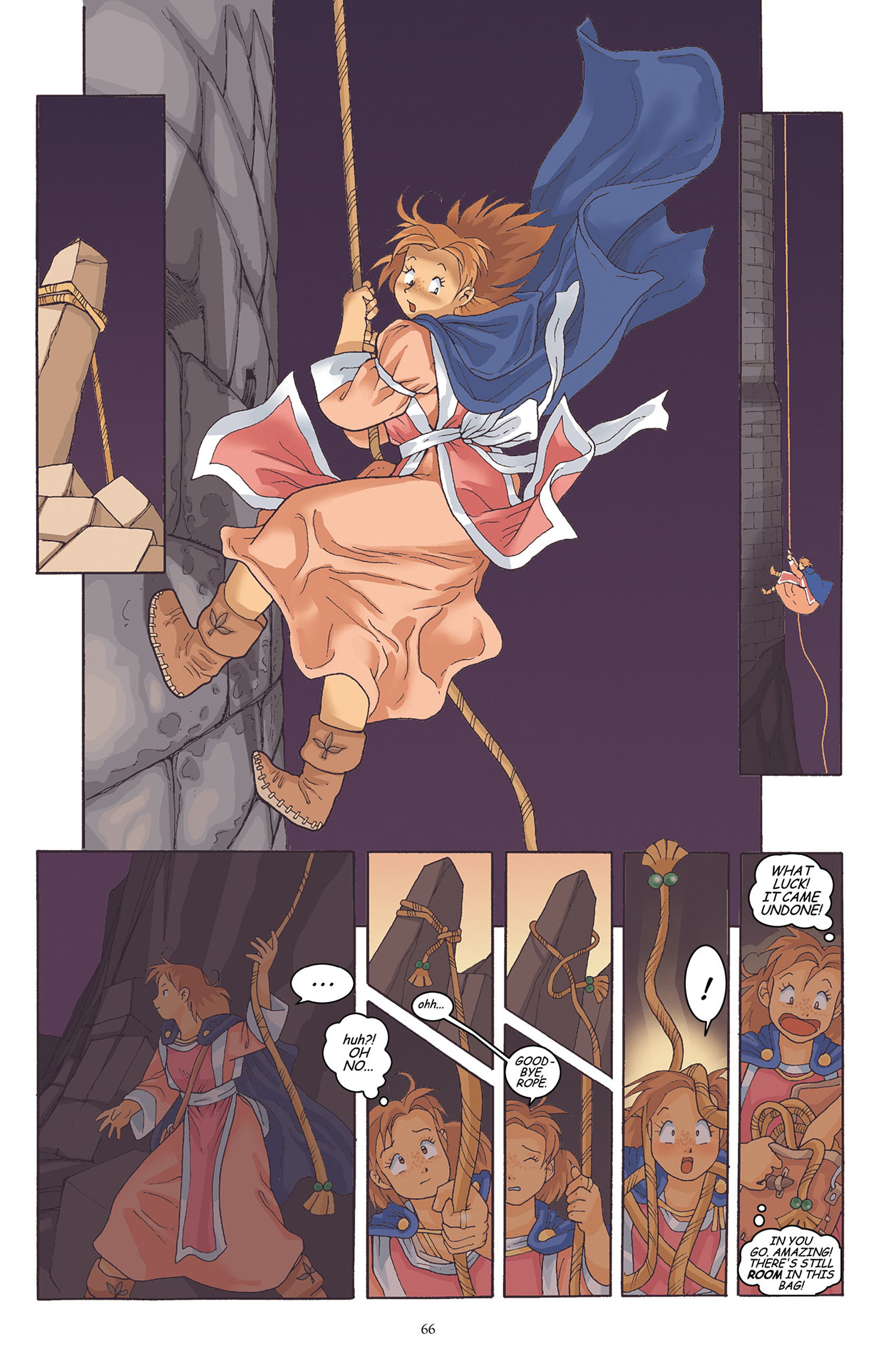 Read online Courageous Princess comic -  Issue # TPB 1 - 67