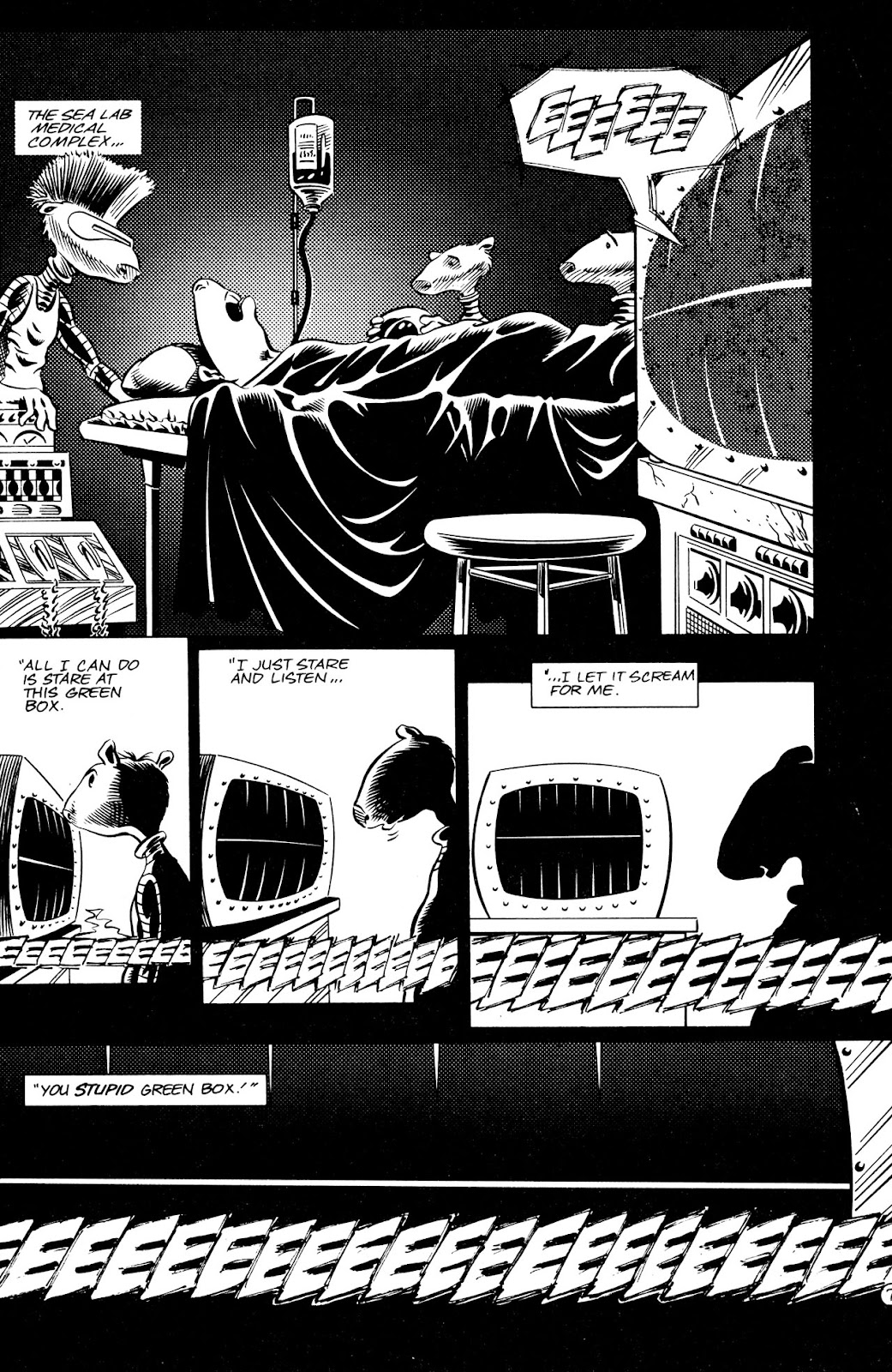Adolescent Radioactive Black Belt Hamsters (1986) issue 8 - Page 8