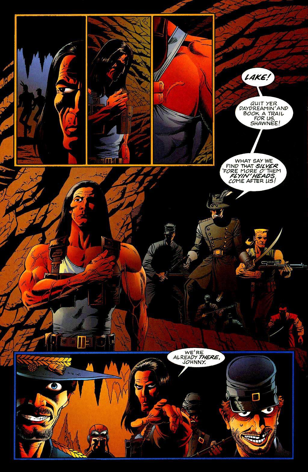 Read online Turok, Dinosaur Hunter (1993) comic -  Issue #40 - 15