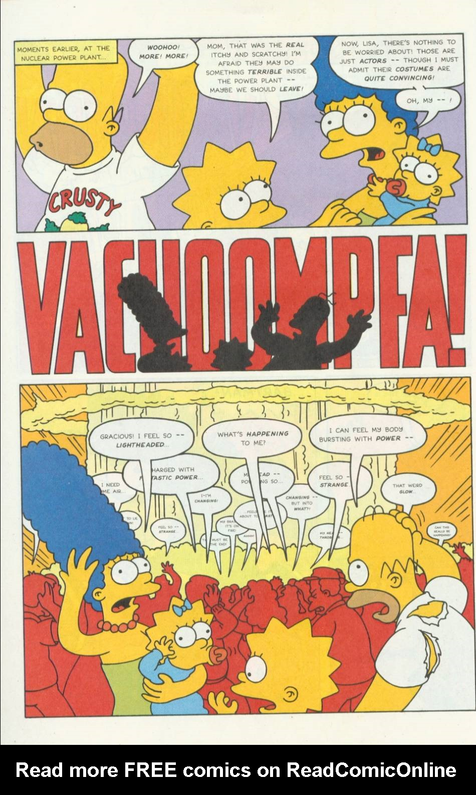 Read online Simpsons Comics comic -  Issue #5 - 13