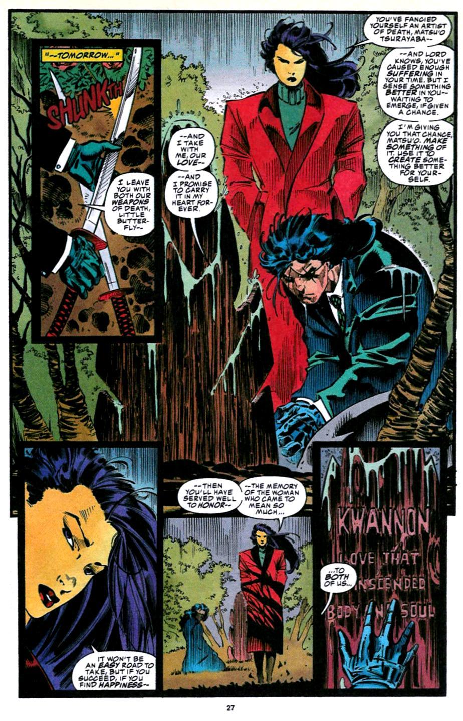 X-Men (1991) 32 Page 18