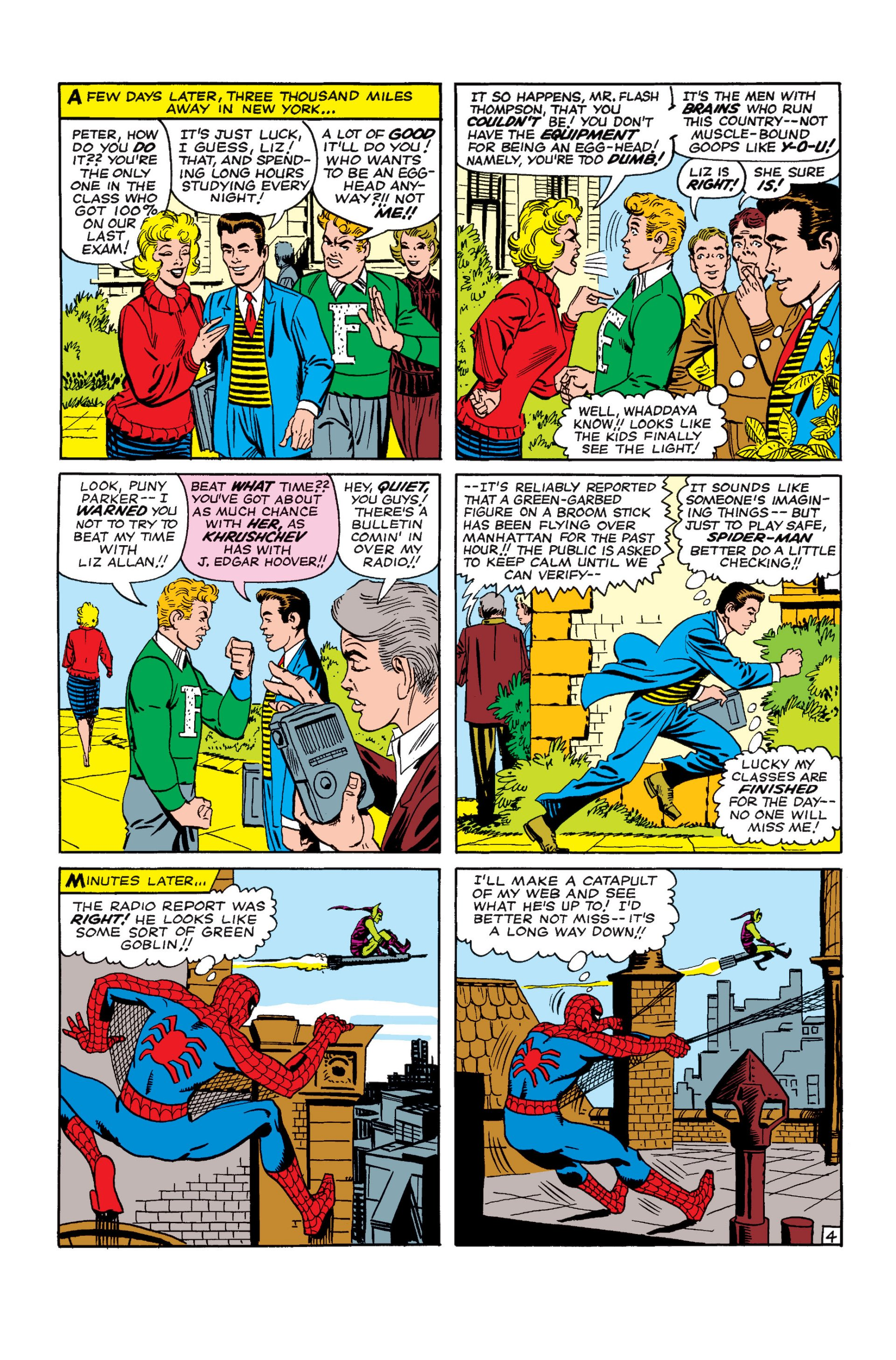 The Amazing Spider-Man (1963) 14 Page 4