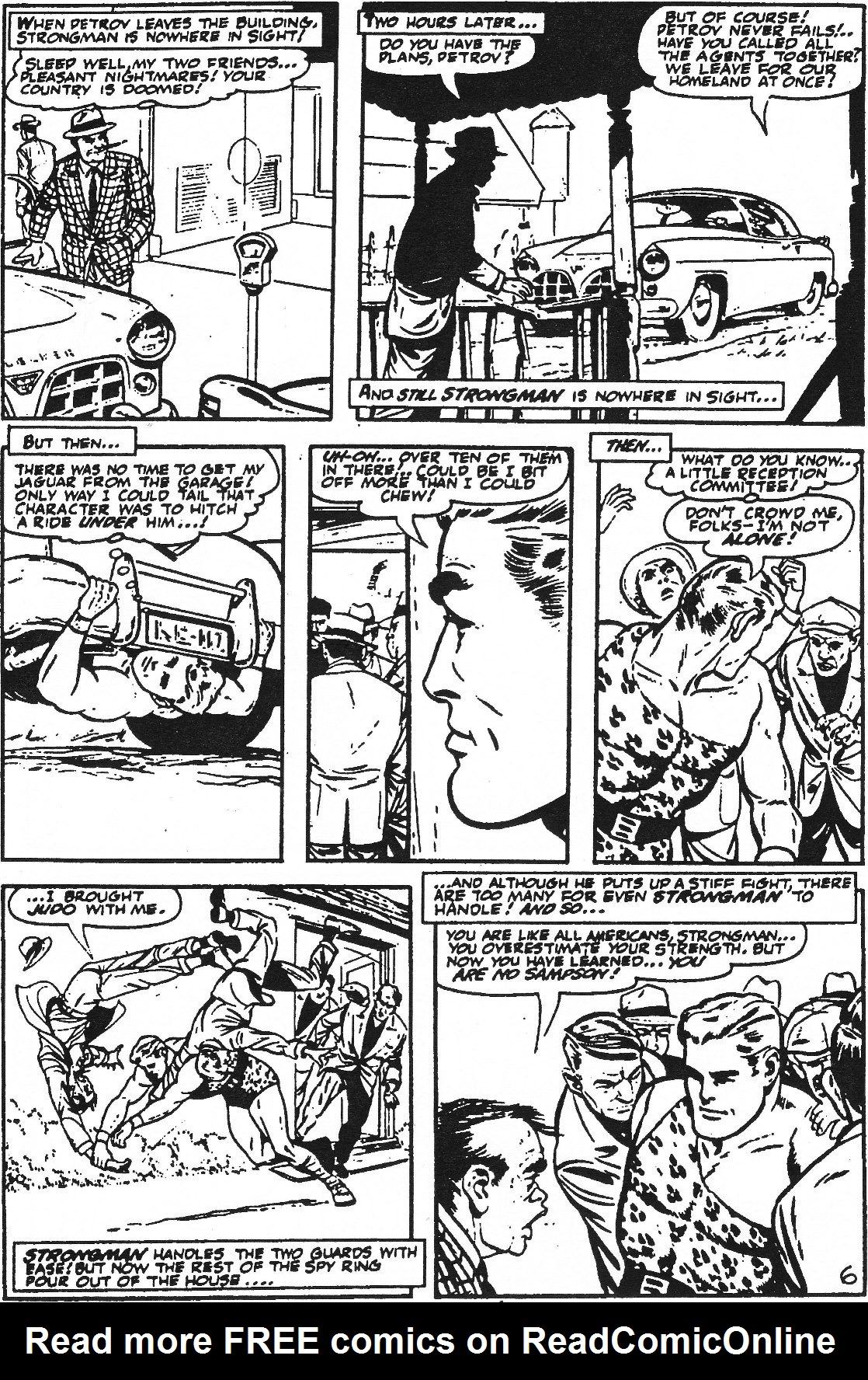 Read online Men of Mystery Comics comic -  Issue #61 - 32