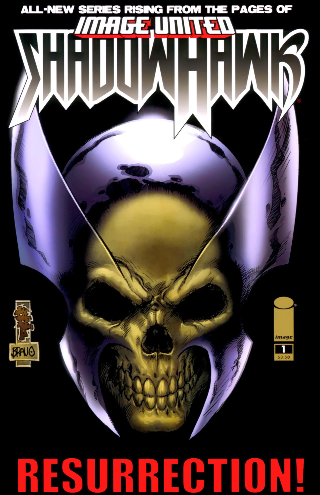 Read online ShadowHawk (2010) comic -  Issue #1 - 1