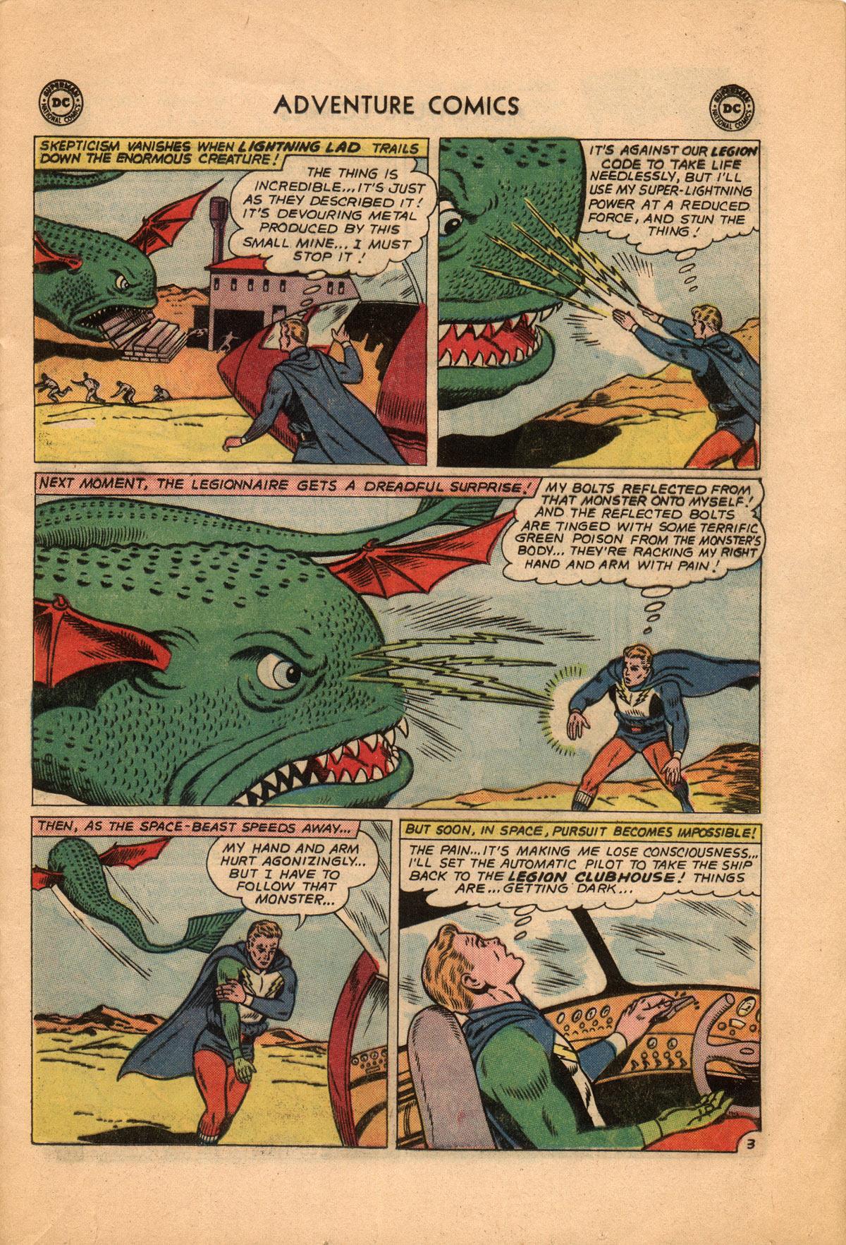Read online Adventure Comics (1938) comic -  Issue #332 - 5