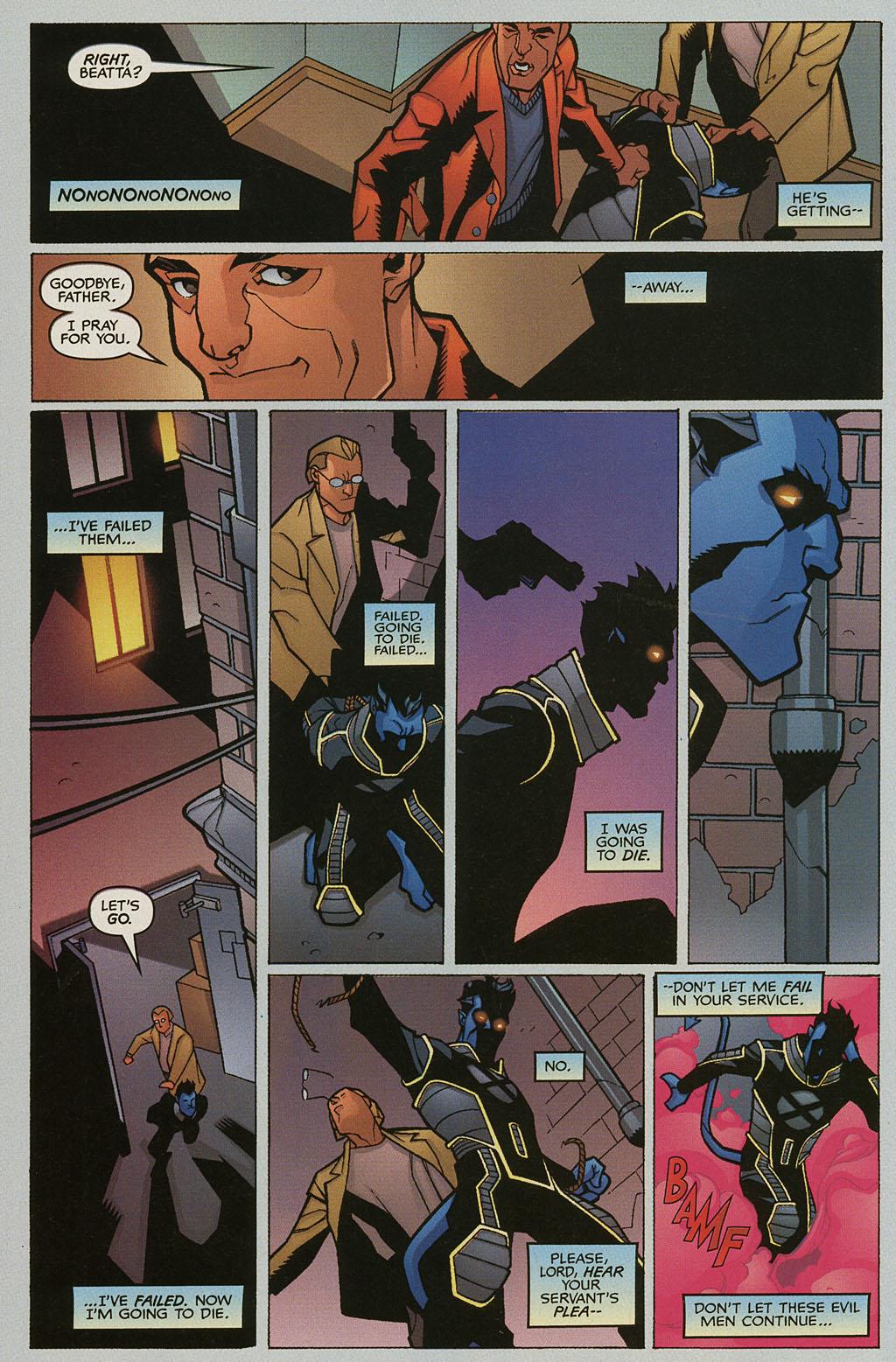 Read online Nightcrawler (2002) comic -  Issue #3 - 23