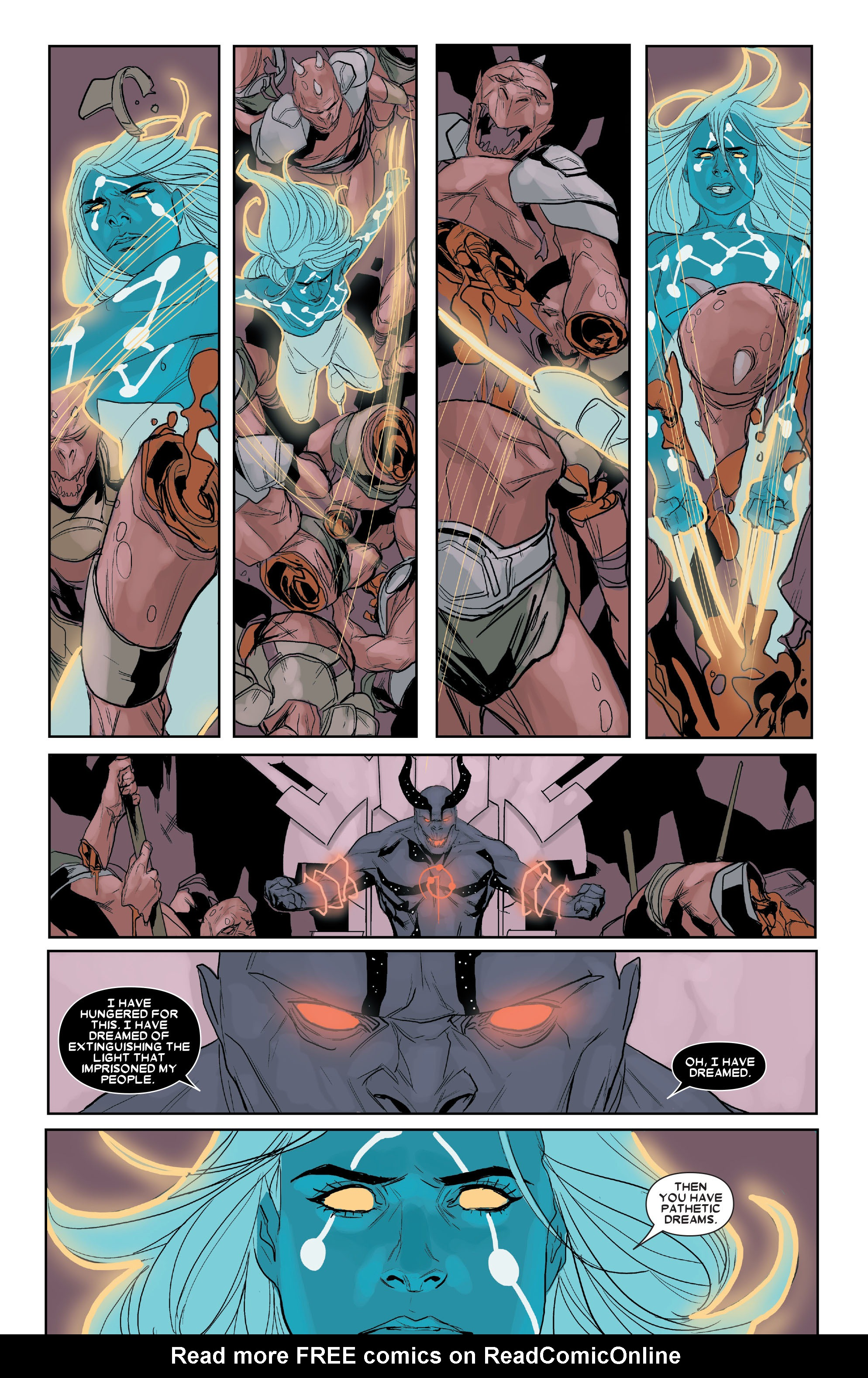 Read online X-23 (2010) comic -  Issue #16 - 15