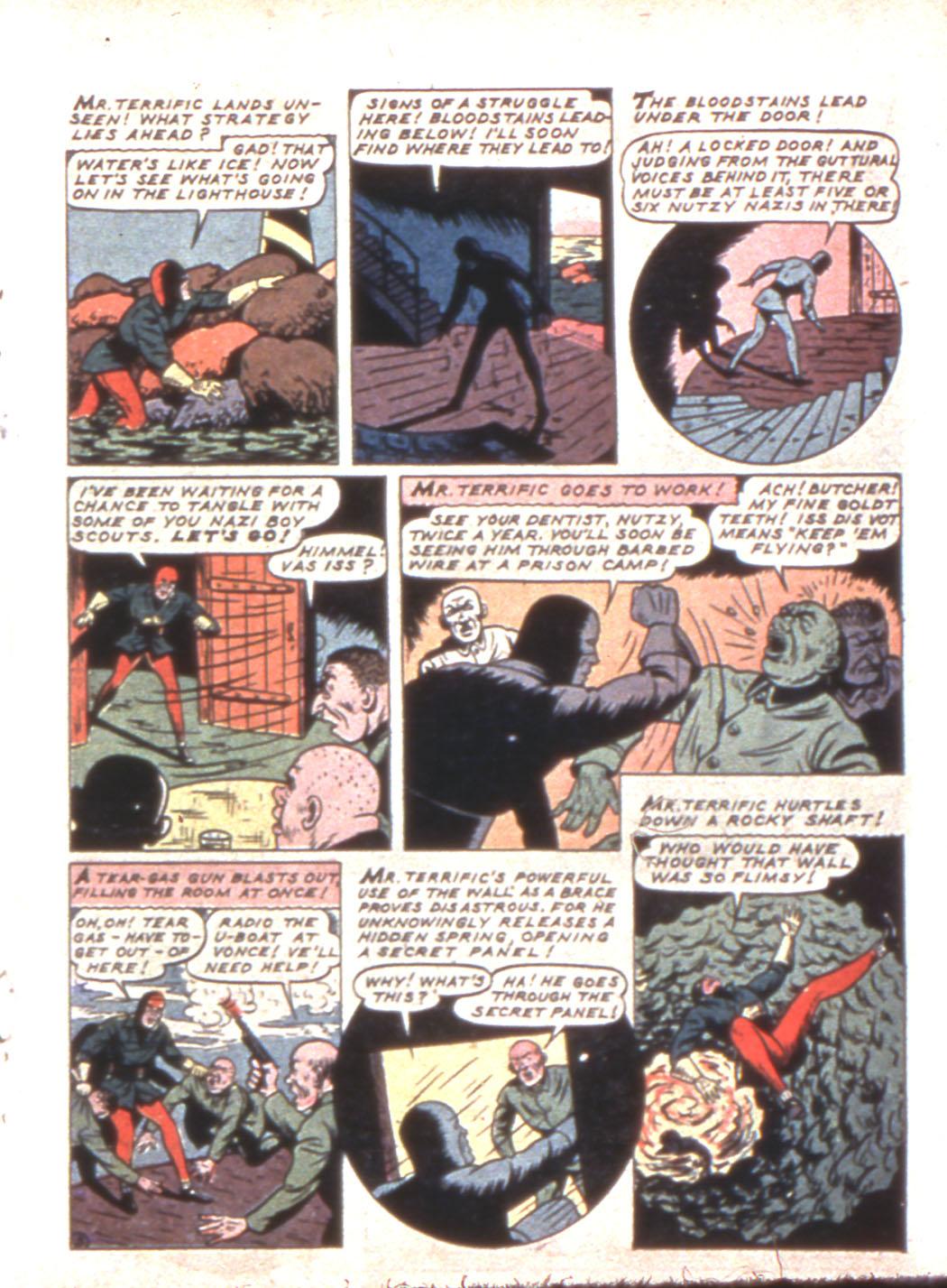 Read online Sensation (Mystery) Comics comic -  Issue #11 - 27
