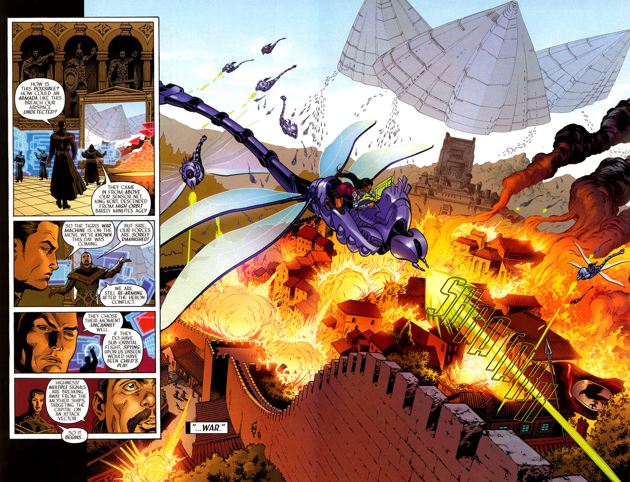 Read online Scion comic -  Issue #40 - 9
