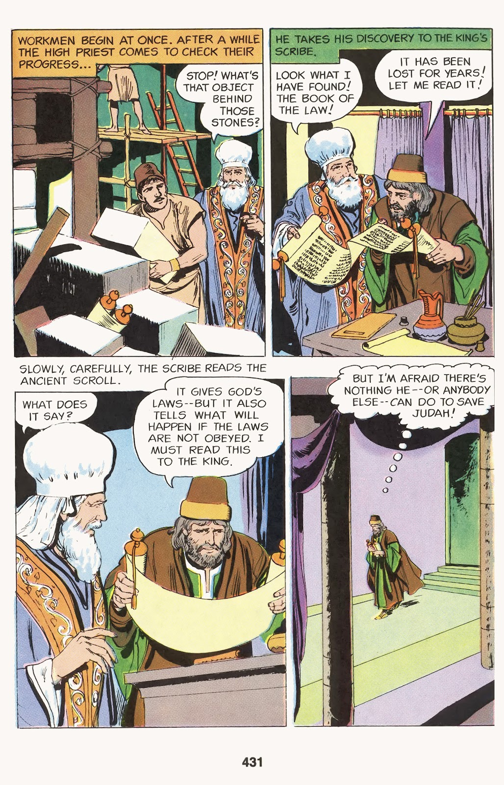 The Picture Bible issue TPB (Part 5) - Page 34