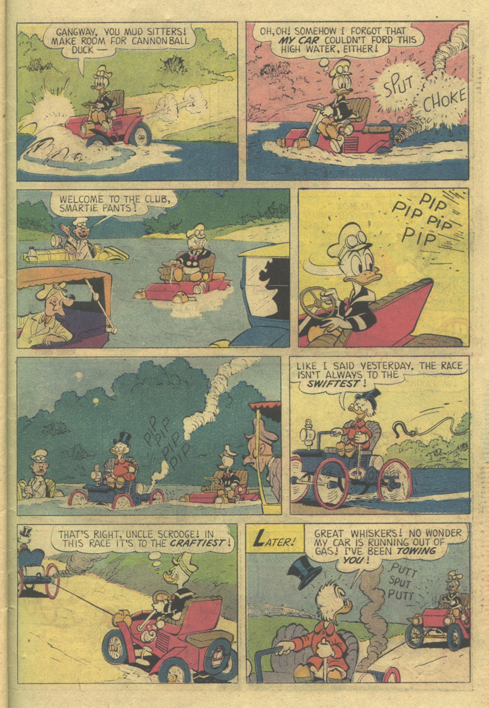 Read online Uncle Scrooge (1953) comic -  Issue #120 - 25