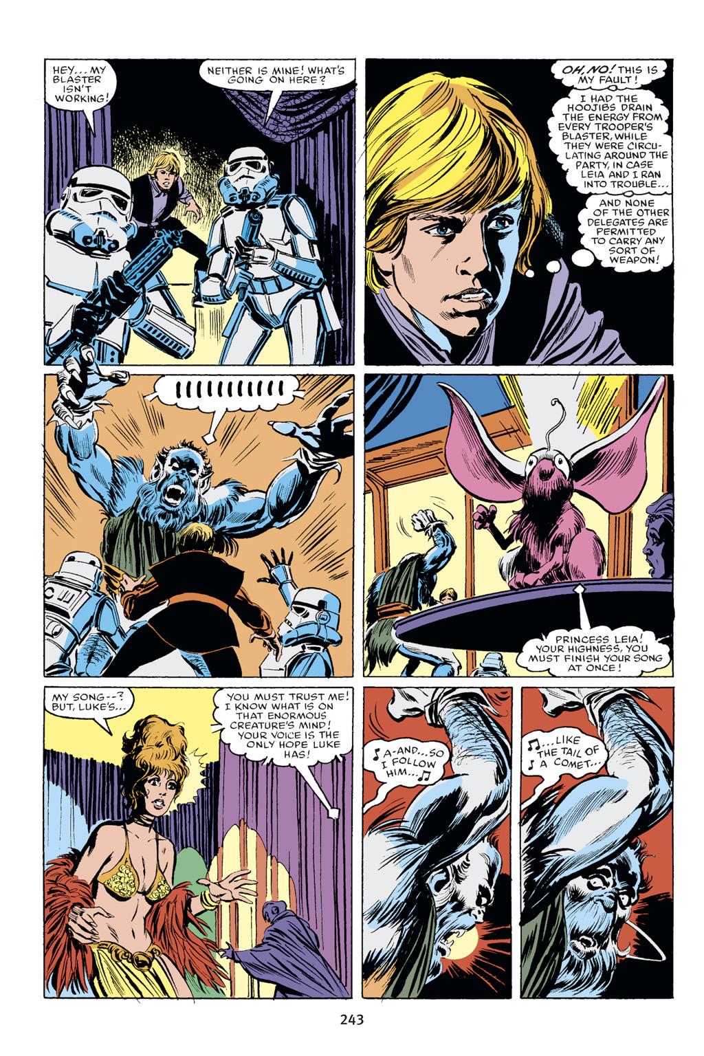 Read online Star Wars Omnibus comic -  Issue # Vol. 18 - 229