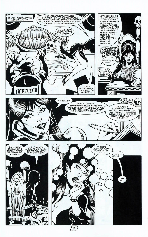Read online Elvira, Mistress of the Dark comic -  Issue #117 - 5