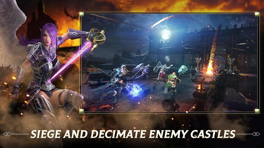 Lineage II: Dark Legacy Screenshot 02