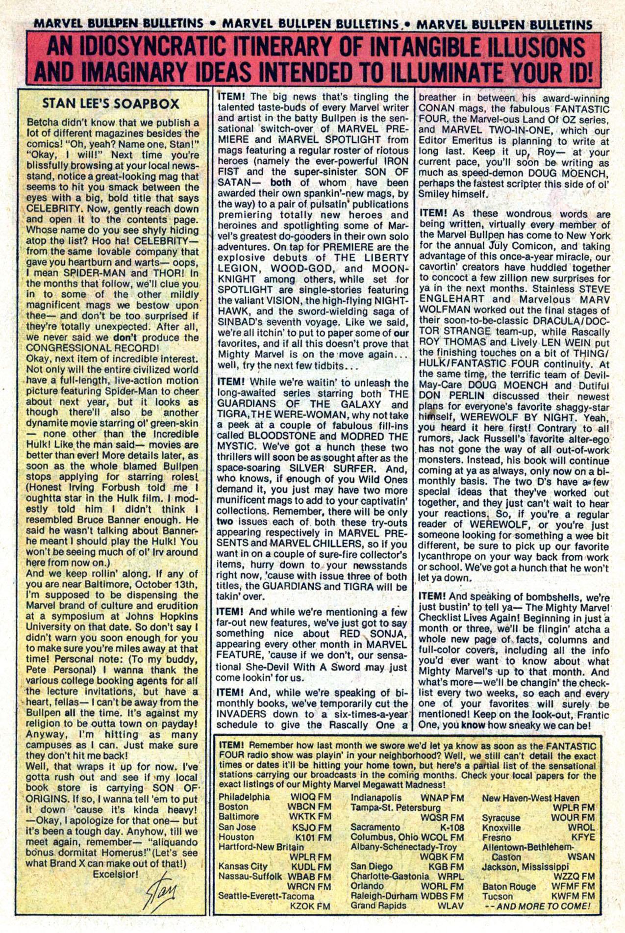Read online Amazing Adventures (1970) comic -  Issue #34 - 30