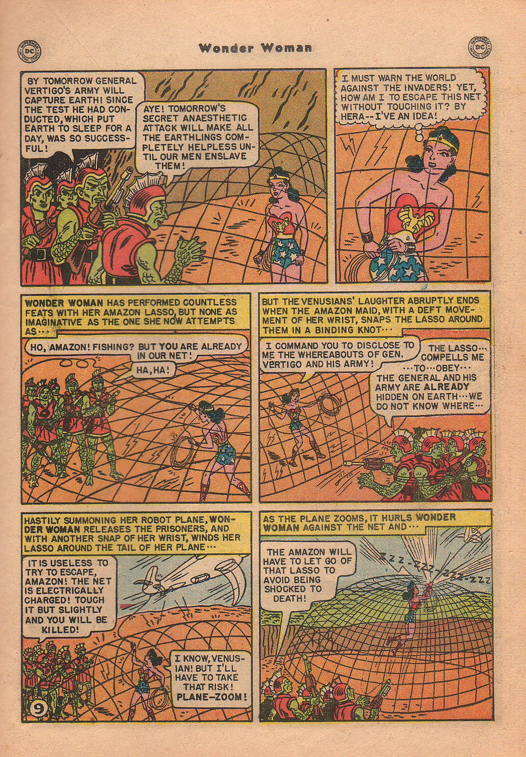 Read online Wonder Woman (1942) comic -  Issue #42 - 28