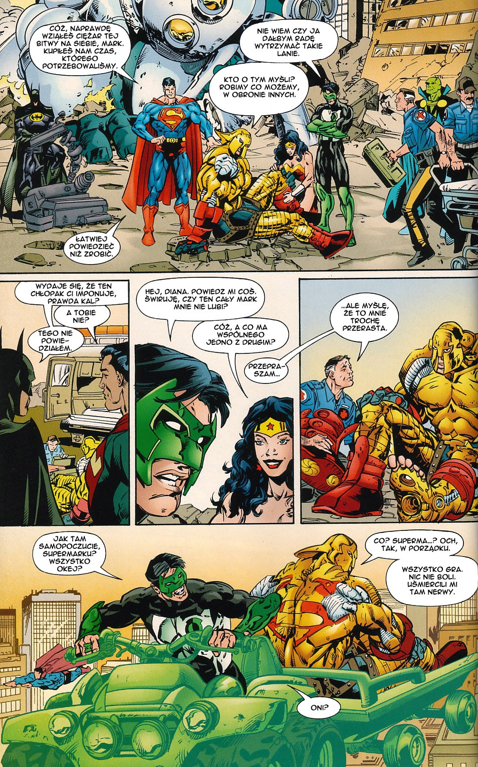 Read online JLA Superpower comic -  Issue # Full - 26