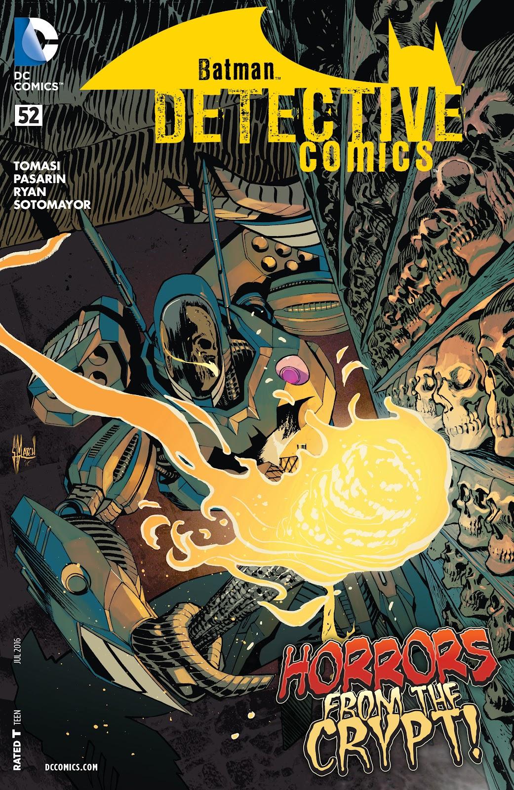 Detective Comics (2011) 52 Page 1