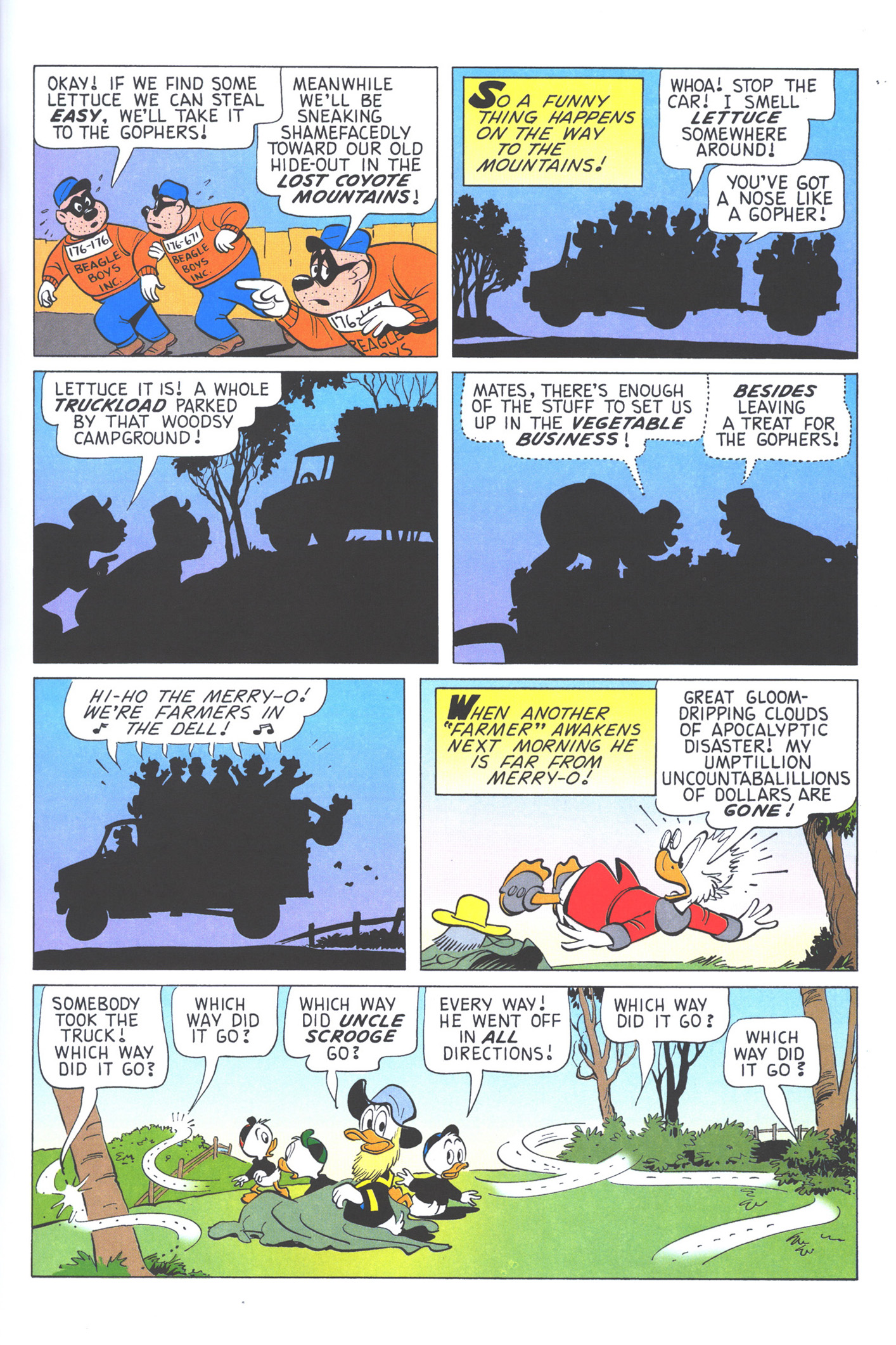 Read online Uncle Scrooge (1953) comic -  Issue #371 - 15
