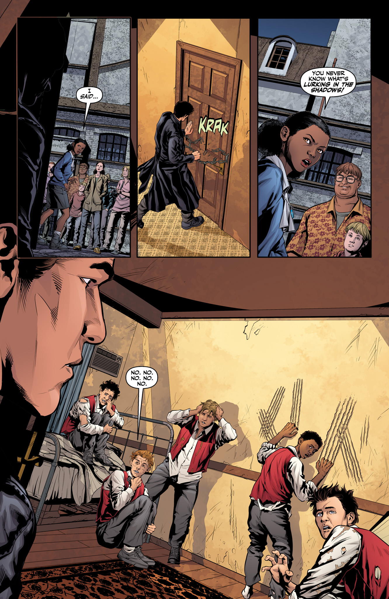 Read online Angel & Faith Season 10 comic -  Issue #15 - 12