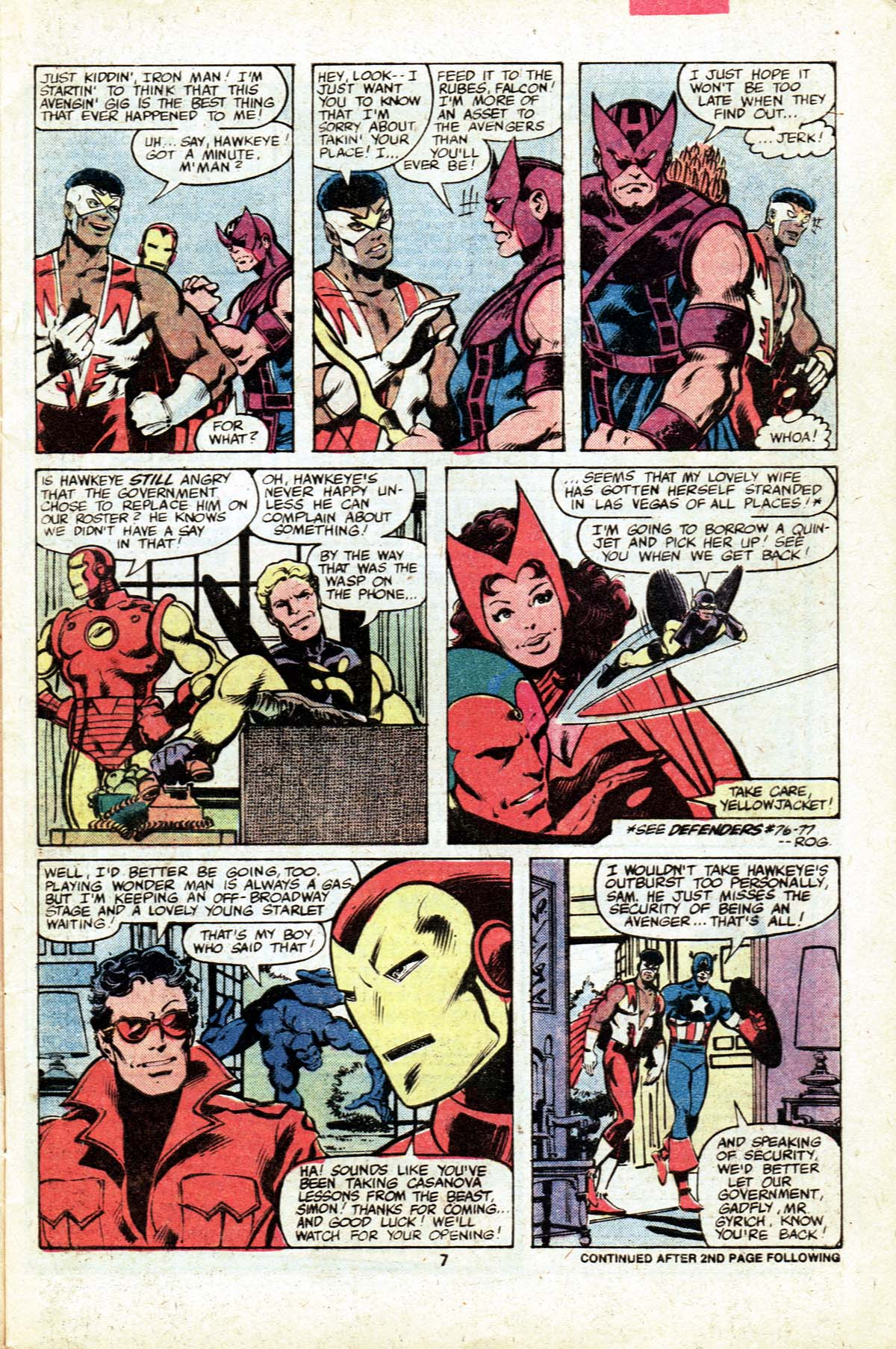 The Avengers (1963) 189 Page 5